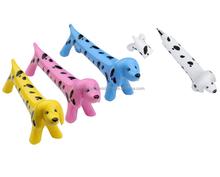 Multicolor Dog Shape Pen Novelty Pen Animal Shape Pen With Bell