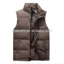 Wholesale Market Unisex Work Vest with two pockets