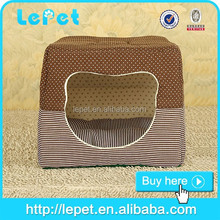 popular house shape dog bed of Double-use