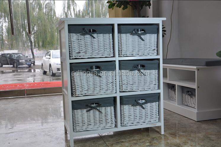 bathroom cabinet with wicker basket drawer buy bathroom cabinet