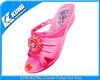 Single Color PVC Airblowing lady slipper Shoe Mould