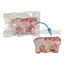 customed design frozen food vacuum bag