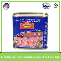 Wholesale products canned meat/bulk canned food factory