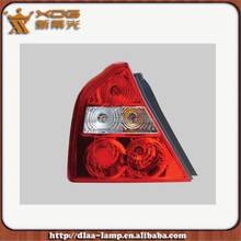 Top quality b11 car accessories , halogen tail light , car rear light for b11