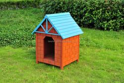 WOODEN DOG HOUSE PET HOUSE ALS-6105