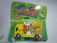 2013 kids plastic cars toys pull back car mechanism