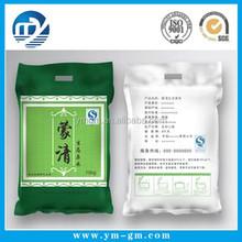 Plastic rice bags for packaging & 10kg basmati rice bags