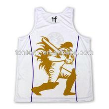 wholesale sportswear Sublimation basketball uniform design