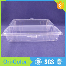 Clear Plastic Hot Dog Packaging Box