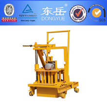 Sales promotion Recuce investments qt40-3c block machine
