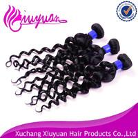 Russian Virgin Hair Natural Wave Human Hair Weave Natural Black 4pcs Lot Russian Natural Hair Bundles Extension 100g/pc