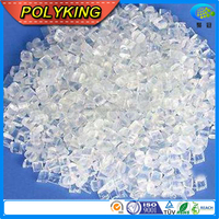 promotion ! aging resistance pellets high impact virgin PC resin plastic granule raw material for disposable plastic spoon