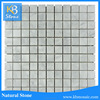 white carrara square marble tile,wall and floor tile for bathroom and kitchen