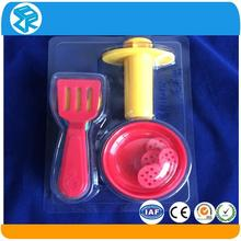 China Manufacture folding storage safety pvc package box plastic toy