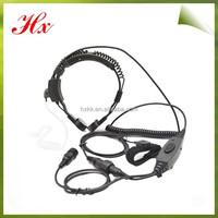 vox/finger ptt waterproof wireless throat mic