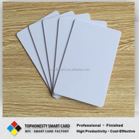 Epson Inkjet PVC Card White PVC Sheet Blank Inkjet Printable PVC Card CR80