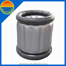 Inflatable can cooler holder,inflatable ice cooler,ice bucket