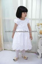 último en diseño al por mayor de prendas de vestir ropa de niño chico floral