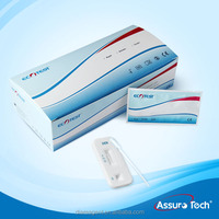 Dengue fever IgG IgM mediacal diagnostic rapid test kit
