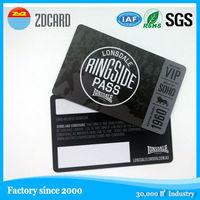Frosted/glossy/matt finish rfid 125khz smart card