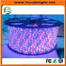 110V 220V Flex LED RGB Strip Light with 8functions controller, R/G/B/Y/W/RGB option Out/indoor