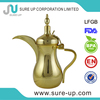 High quality arabic coffee pot dallah 26oz,32oz,40oz,48oz