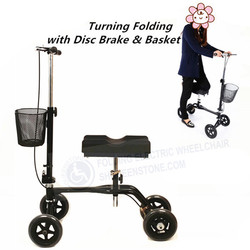 2015 Outdoor and Living Room Used Knee Scooter Made in China