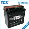 dry charged motorcycle battery MF motorcycle battery