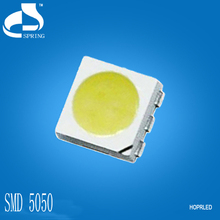 High lumen low decay cool white smd 5050 led chip