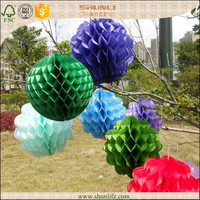honeycomb flower ball Assortment