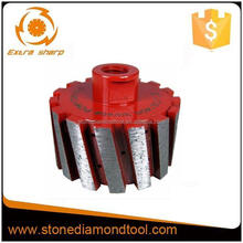 Zero Tolerance Metal Diamond Grinding Drum Wheel with 40mm Length