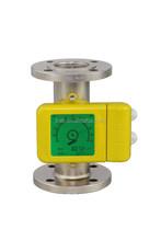 Digital totalizador de flujo, Del medidor de caudal, Rotámetro