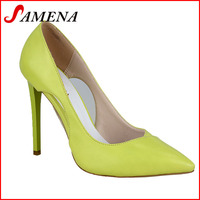 Fashion stiletto pumps shoes for women