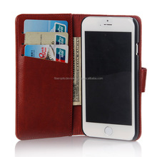 Wallet Stand Case Cover for Apple Iphone 6 6 G Mobile Phone Protective Cover Cases