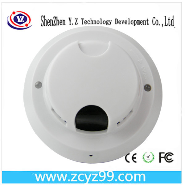 surveillance system hidden wifi ip camera smoke detector cctv wireless camera yz006 buy hidden. Black Bedroom Furniture Sets. Home Design Ideas