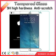 Best Quality 9H Premium Clear Screen Film for Iphone6 Anti-broken Tempered Glass Screen Protective Guard Saver