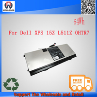 0HTR7 NMV5C 8cell 14.8V 64WH Generic Laptop Battery for Dell XPS 15Z Battery XPS L511Z Battery