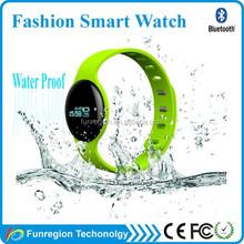 OLED smart watch mobile phone Pedometer Tracking Sleep Monitor