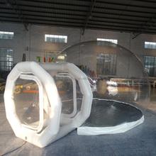 hot sale inflatable bubble tent