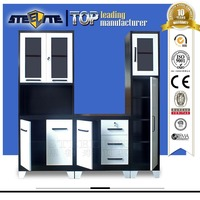 High Gloss Factory Price Country Kitchen Cabinets