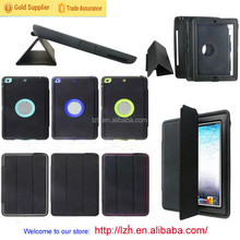 For iPad 2/3/4 Hybrid Combo Touch Screen Smart Sleep/Week Denfender Cover Case