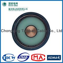 220KV CU/XLPE/Corrugated AL/PVC