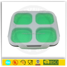 SmashBox Lunchbox Collapsible Silicone Lunch Box