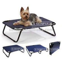 Oxford Pet Cot Foldable Dog Bed
