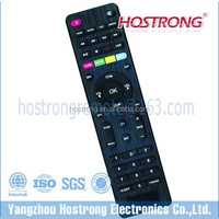 shenzhen manufacture with best quality 1 year warranty tv remote control QHR009 QMAX