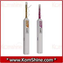 Optical Connector One Click Cleaner KomShine KOC-250/Fiber Optic Pentype Cleaner/Fiber Cleaner Pen
