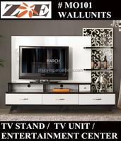 cheap modern wooden lcd tv stand showcase design living room furniture