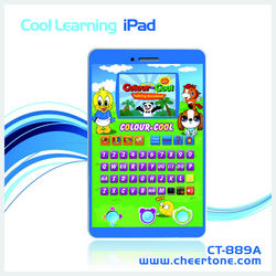 2.7'' inch Color Screen mini iPad for kids with 32 bit memory card