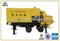 SPB7-G ISO BV Approved Concrete Spray Machine for sale