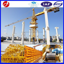 48m jib radius and 29m basic height YX4808 tower crane for sale